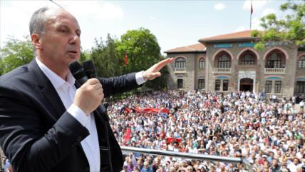 Cuatro partidos de Turquía forman alianza electoral contra Erdogan