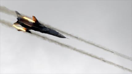 'Israel estaba a punto de derribar un caza ruso en altos de Golán'