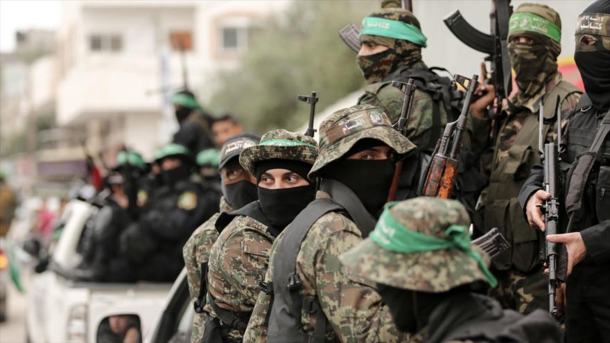HAMAS promete vengarse de Israel por asesinar a seis combatientes