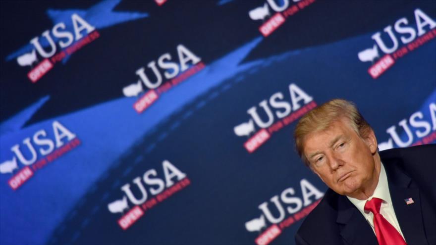 Trump asistirá a la convención anual de la NRA en Dallas
