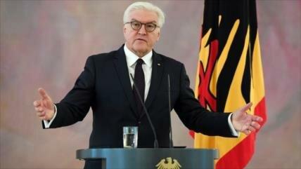 Alemania lamenta que EEUU ya no crea en una comunidad global