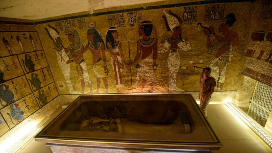 Resuelven el misterio de cámaras ocultas en tumba de Tutankamón | HISPANTV