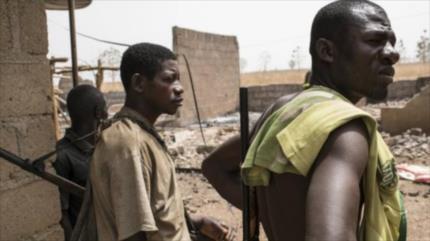 Ataque de bandidos armados deja 45 muertos en Nigeria