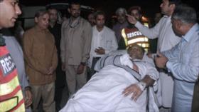 Hieren a ministro de Interior paquistaní en un intento de asesinato
