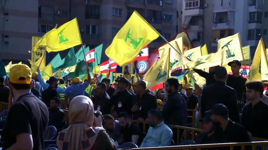 Resistencia libanesa y sus aliados consiguen mayoría en Parlamento