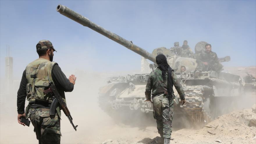Irak: Rusia, Irán y Siria preparan ataque multifuerza contra Al-Bagdadi
