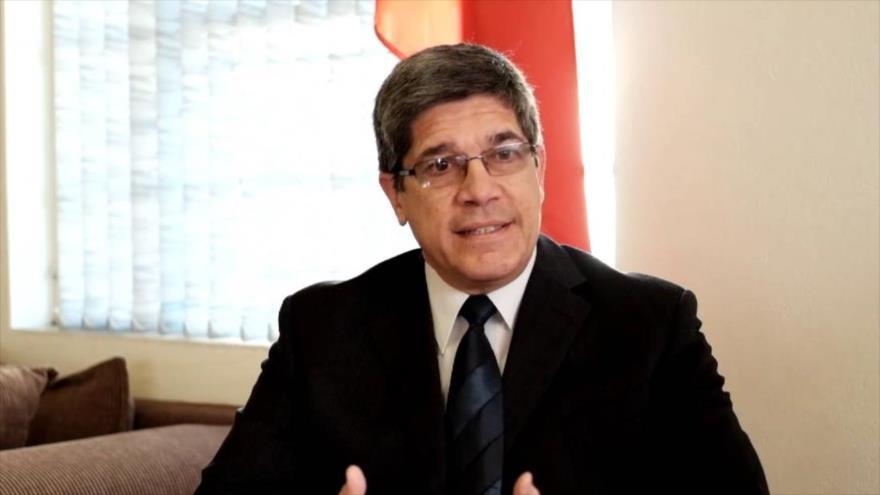 El director general para Estados Unidos de la Cancillería de Cuba, Carlos Fernández de Cossío.