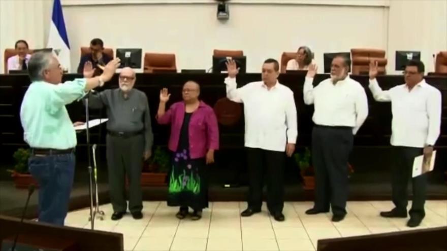 Nicaragua crea comisión para investigar muertes en las protestas