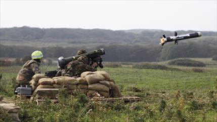 EEUU asigna una ayuda militar de 250 millones de dólares a Ucrania