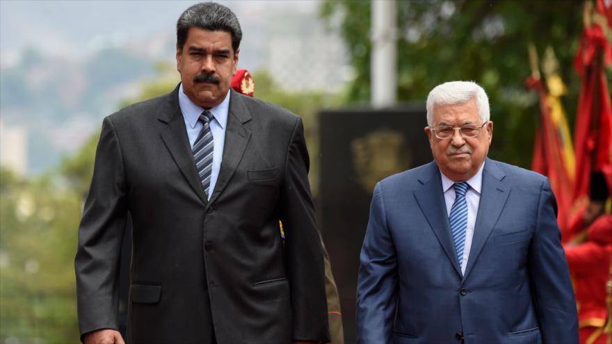 """Maduro ofrece a Palestina el petro como """"criptomoneda de intercambio"""""""