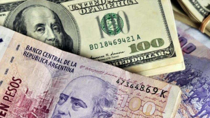 El Peso Argentino Alcanza Un Nuevo Mínimo Histórico Fe Al Dólar