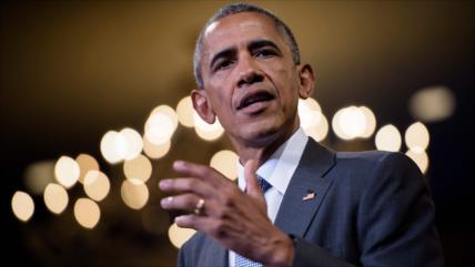 Obama: Salir del acuerdo nuclear con Irán es un 'grave error'
