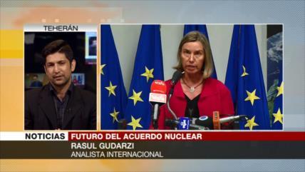 'Apoyo internacional al pacto nuclear es un 'duro golpe' a EEUU'