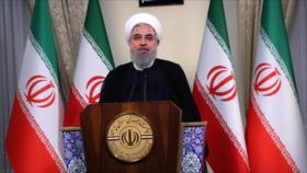 Rohani denuncia la 'hostilidad' de EEUU hacia Irán