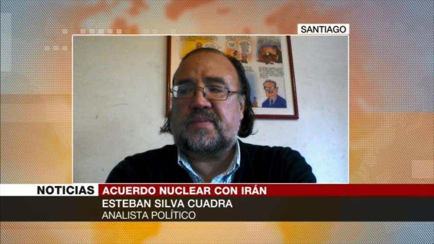 Silva Cuadra: 'Salida de acuerdo nuclear con Irán afecta a la ONU'