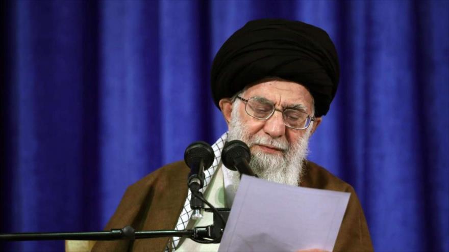 Líder de Irán: No hay que confiar en palabras del Occidente