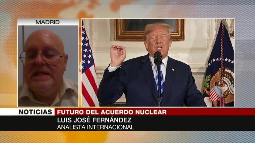 José Fernández: Trump copia mentiras de Netanyahu contra Irán