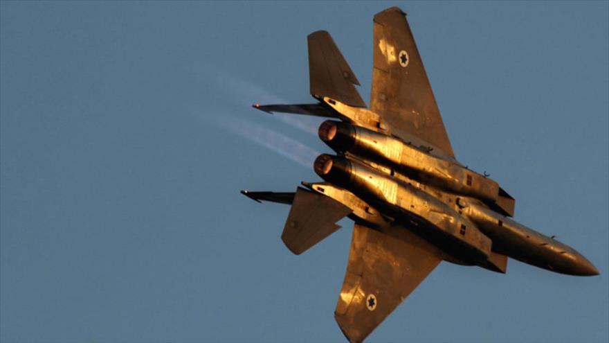 Aviones israelíes sobrevuelan Damasco y lanzan masivos bombardeos | HISPANTV