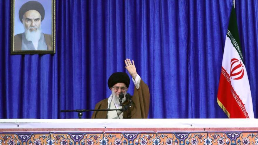 Líder de Irán: Pueblo iraní sigue firme ante enemistad de EEUU