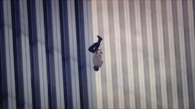 Fotos que sacuden al mundo: El hombre que cae