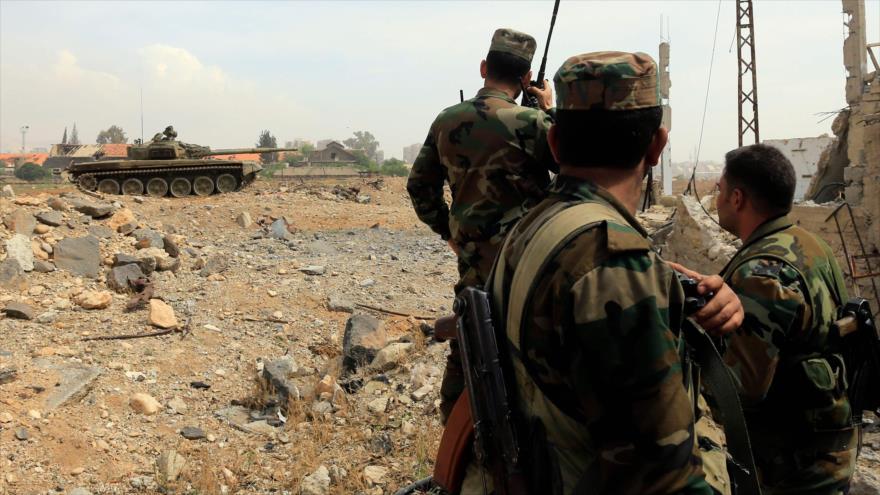 'Siria se estabilizaría en menos de un año sin interferencia foránea'