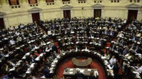 Diputados argentinos bloquean suba de tarifas públicas de Macri