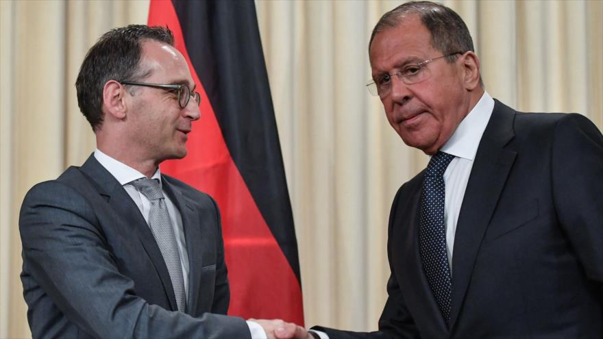 Lavrov: Salida de EEUU del pacto nuclear viola resolución del CSNU