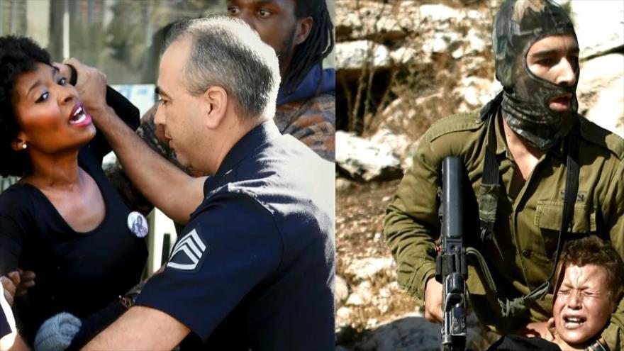 Causa común: limpieza étnica en Palestina y en EEUU