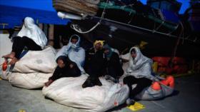 ACNUR retoma evacuación de solicitantes de asilo en Libia