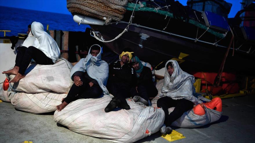 ACNUR reanuda la evacuación de los refugiados de Libia