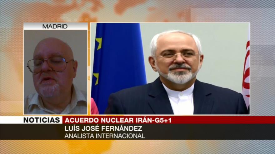 Luis J. Fernández: Comunidad internacional debe apoyar pacto nuclear