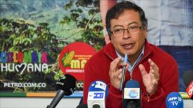 Campaña de Petro pide garantías de elecciones 'limpias' en Colombia
