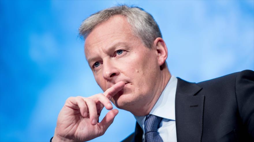 Bruno Le Maire, ministro de Economía de Francia.