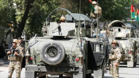 Al menos 35 policías muertos en ataque de Talibán en Afganistán