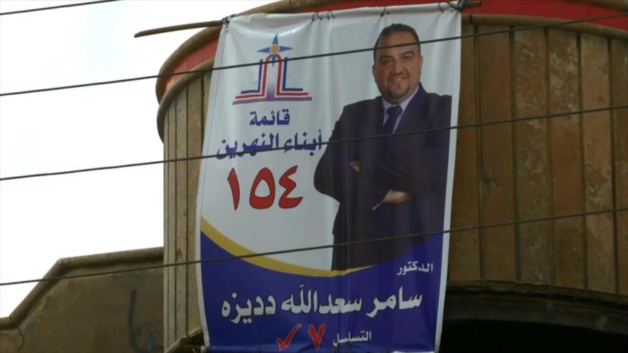 Irak se prepara para las elecciones parlamentarias