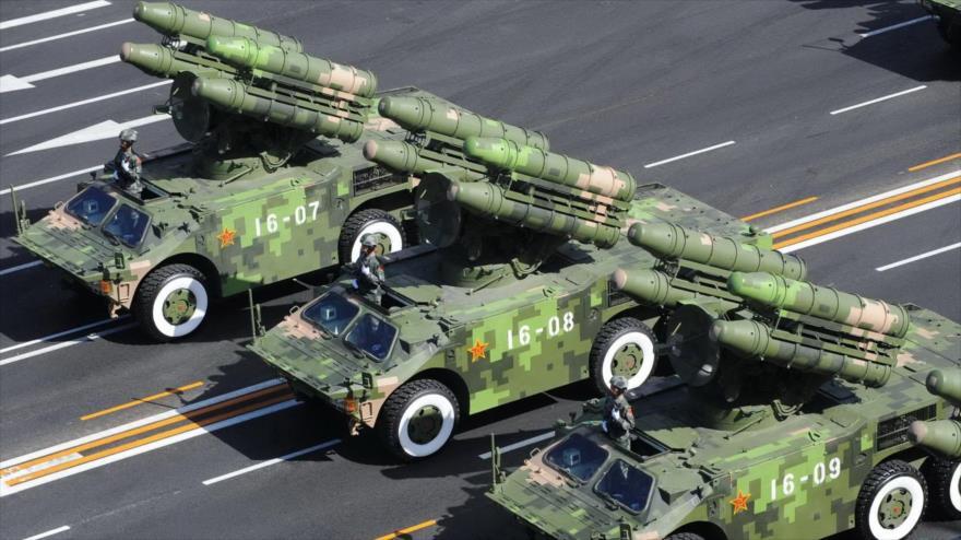 Informe: China superará en una década a EEUU en poder militar | HISPANTV