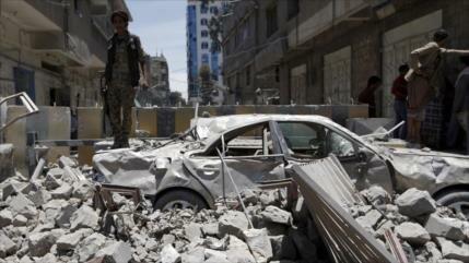 Arabia Saudí vuelve a bombardear a Yemen con bombas de racimo