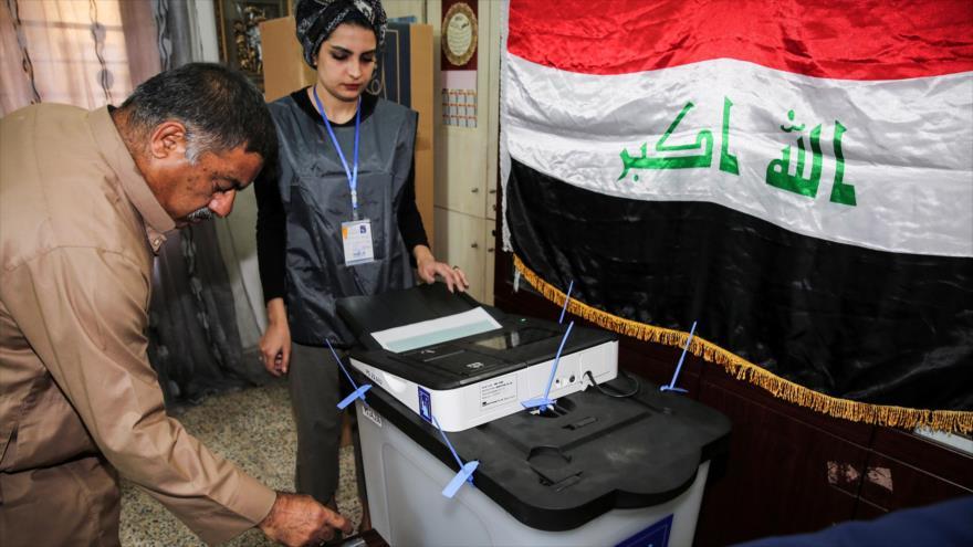 Abren centros electorales en Irak para las elecciones parlamentarias