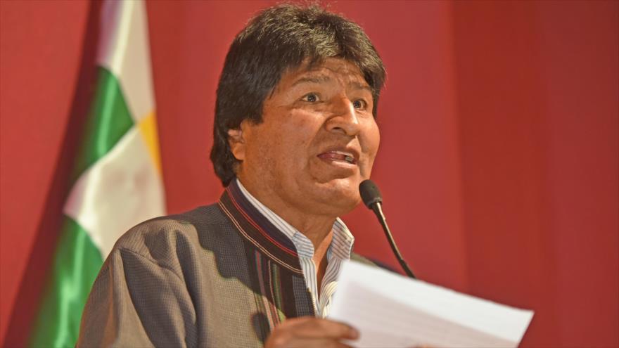Morales: Postular a Trump a Nobel de la Paz es premiar el genocidio