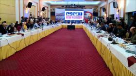 Irán celebra conferencia sobre la causa palestina y Jerusalén