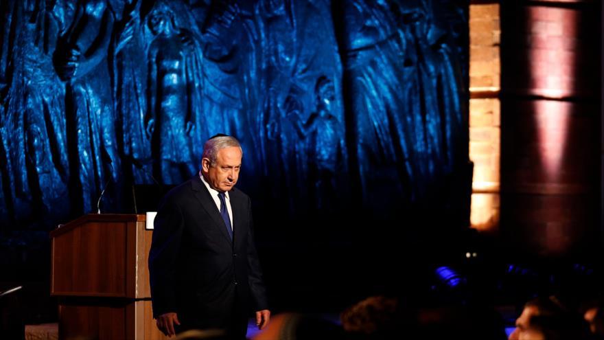Netanyahu se reunió en secreto con el embajador emiratí en EEUU