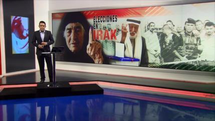 Programa especial de HispanTV sobre parlamentarias en Irak