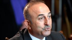 Turquía: Por miedo a EEUU, países árabes no apoyan a Palestina