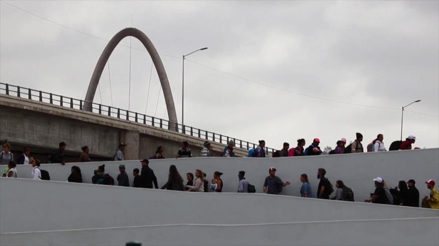 Estados Unidos niega asilo a migrantes mexicanos