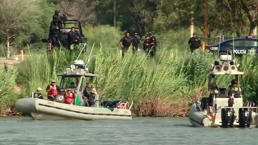 Aumentan en 223 por ciento detenciones en frontera México-EEUU