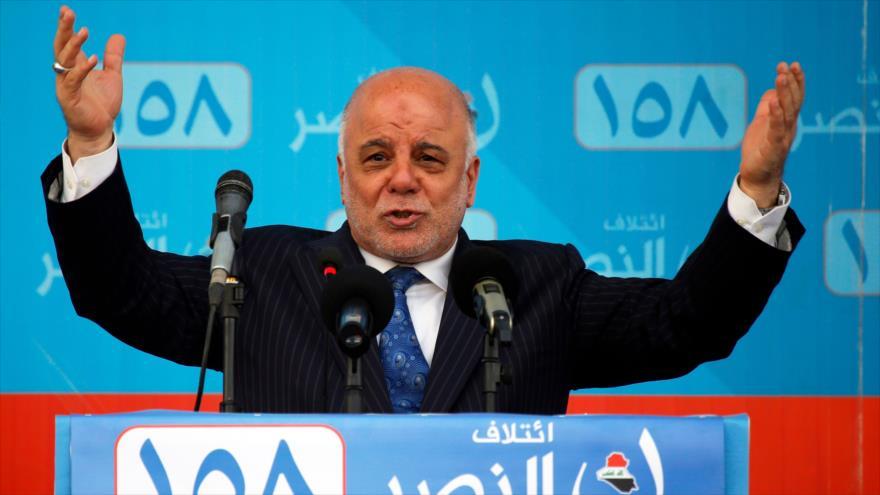 Fuentes: lista del premier Al-Abadi lidera los comicios en Irak