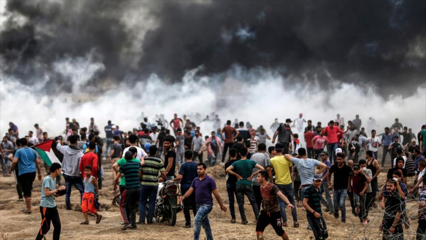 HAMAS convoca una gran marcha por el aniversario del Día de la Nakba