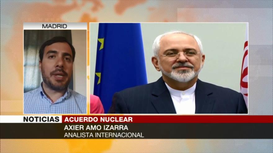 Axier Amo Izarra: Acuerdo nuclear refuerza seguridad de región