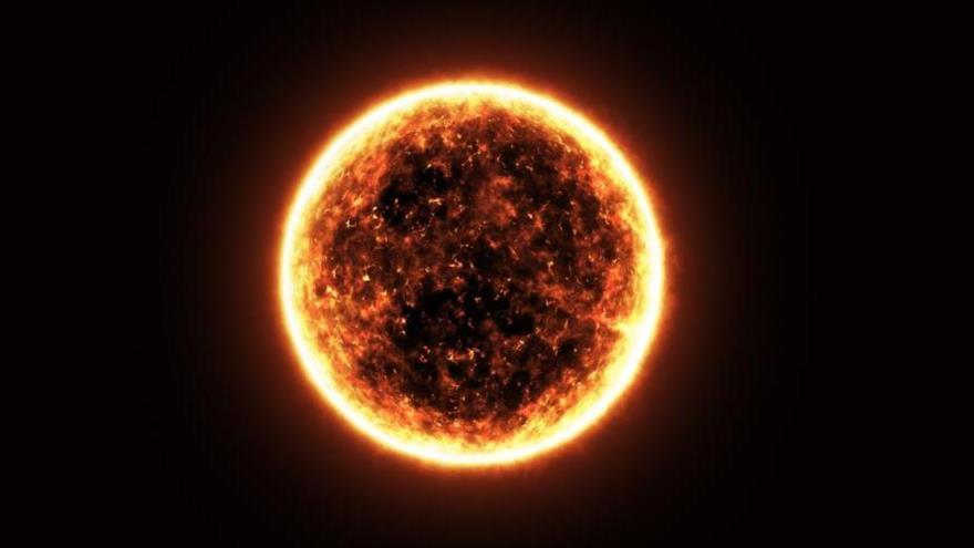 Vídeo: NASA muestra enorme agujero coronal en el Sol