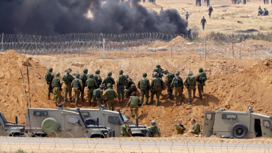 Irán reitera apoyo a Palestina ante 'crímenes inhumanos' de Israel